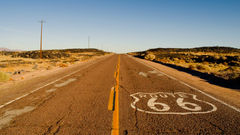 Autoroute Route 66 USA